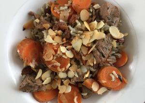 lamsvlees met munt en salie