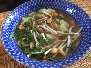 pho vietnamese rundvleessoep