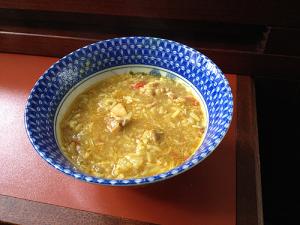 Mulligatawny, indiase currysoep